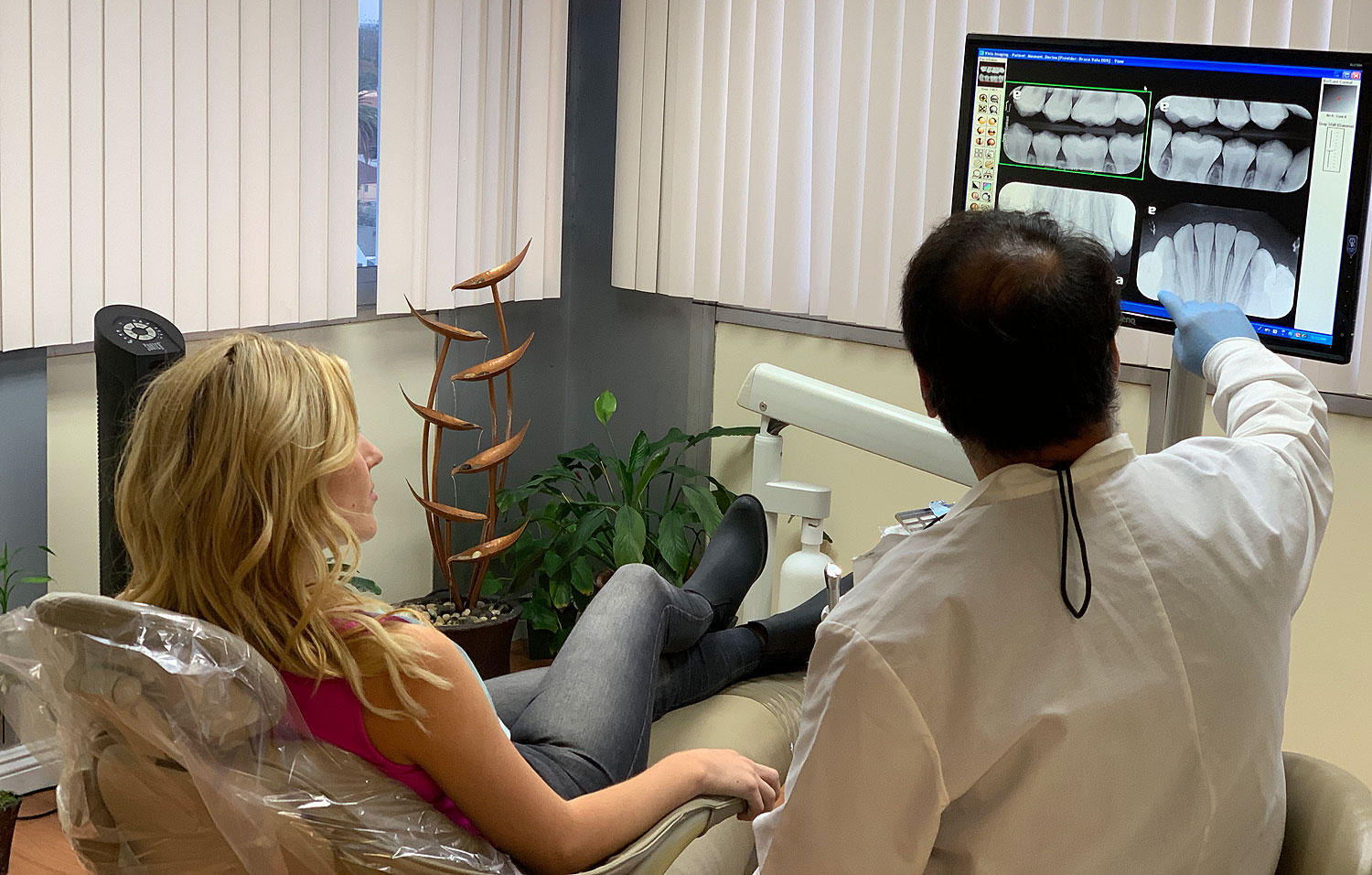 Root canal in Los Angeles