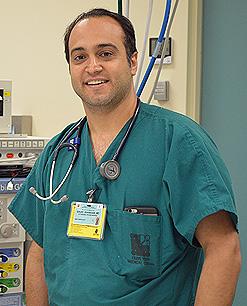 Dr. David Khandabi