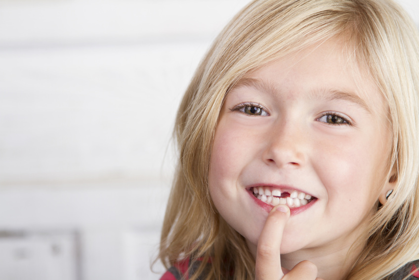 What Should You Do When Your Child Loses a Tooth?