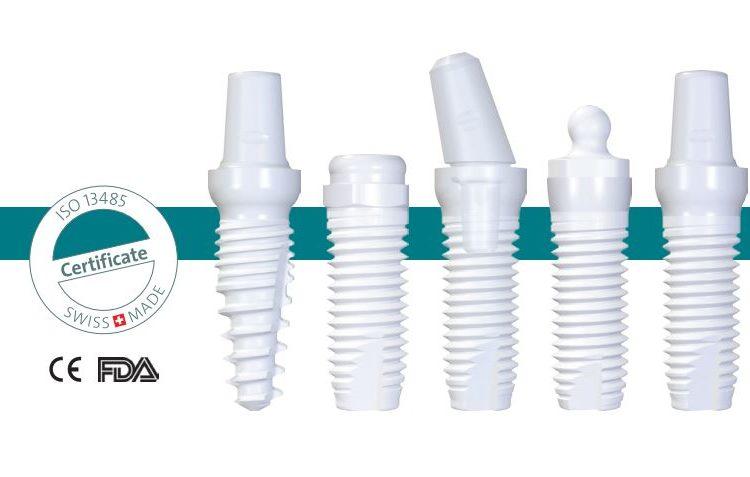 Zirconai Dental Implants